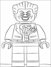 Lego Batman Coloring Pages 22