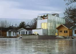 Floating Architecture Will Offer