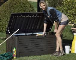 Suncast Db5000 50 Gallon Deck Box by Amazon Com Toomax 145 Gallon Florida Multi Functional Outdoor