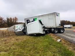 100 Fedex Truck Accident Lane Reopened After FedEx Semi Crash I55 In Cape Girardeau