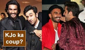 Koffee with Karan 5 coup Ranbir Kapoor and Ranveer Singh on Karan