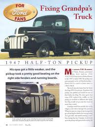 Coastal Classics Auto Restoration & Customization Historic Trucks June 2011 Piureperfect 104 Magazine 1965 Vintage Car Ad Ford Mercury Comet 1960s Maga Flickr Annual Truck Youngs Show Jersey Dairy Read All About This Recently Found Vintage Texaco Service Truck Intertional Ads Crv 2014 Irish Scene Why Pickup Trucks Are The Hottest New Luxury Item The Classic Pickup Buyers Guide Drive With Kenlys 1944 Fordoren Legeros Fire Blog 1947 From Colliers A Tiny Little Bantam