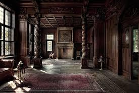Friday Fun Abandoned Interiors
