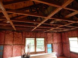 Installing Ceiling Joist Hangers by Increase Size Of Ceiling Joist Compromise Roof Strength Home
