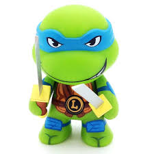 Coloring Book Chance The R Er Vinyl Tmnt Kidrobot Minifigures Leonardo Products And