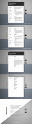 Resume Template Envato Awesome 164 Best Templates Images On Pinterest