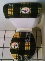 Steelers Bathroom Rug Set by Pittsburgh Steelers Two Piece Bath Rug Set Perfect For The