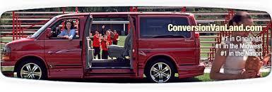 Conversion Van Land Home