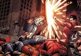 Robert Downey Jr To Join Captain America 3 Kick Off Civil War