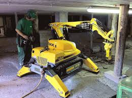 Brokk Introduces Remote-Controlled Demolition Machine | Supply Post ...