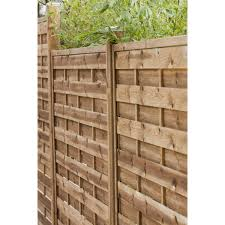 barriere escalier leroy merlin panneau barrière palissade claustra panneau bois clôture bois