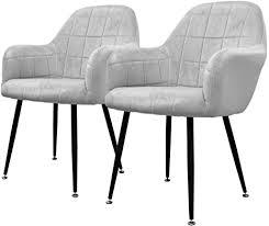 ecd germany 2er set esszimmerstühle esszimmerstuhl mit