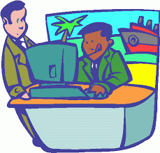 Travel Agent Clipart Kid 2