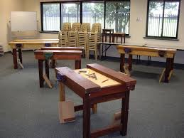 Image Of Small Woodworking Bench