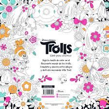 Trolls Para Colorear Imagenes Para Colorear Dibujos U2026 Dibujo