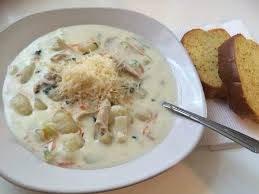 Olive Garden s Chicken Gnocchi Soup STEP BY STEP