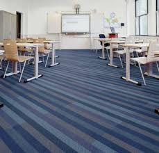 Forbo Flooring Systems Flotex Vision Pattern Carpet Tiles Project