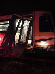 Train Versus Tow Truck Crash In Rancho Cordova Sends Driver To ...