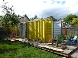 100 Shipping Container Guest House Lewis And Clark Tiny