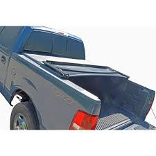 100 F 150 Truck Bed Cover Tonneau Soft Tri Old For Ord Pickup Crew Cab 55
