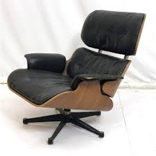 """1ST GENERATION EAMES LOUNGE CHAIR. EUROPEAN """"HILL Eames Lounge Chair And Ottoman New Dimeions By Charles Ray Haus Herman Miller Drawings Dimeionsguide Style 100 Molded Plywood Armchair Vitra Avocado Green Leather 1967 White Polished Walnut Classic Xl Santos Palisander Brandy Black Eames Lounge Ottoman Retro Obsessions"""