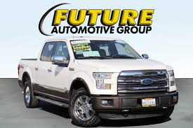 100 Used Four Wheel Drive Trucks For Sale PreOwned 2015 D F150 Lariat Lariat In Roseville P85559