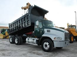 2005 MACK ASPT T/A STEEL DUMP TRUCK FOR SALE #2514