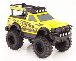 Amazon.com: Tonka 90604 Steel 4x4 T-Rex Vehicle: Toys & Games