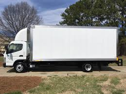 2017 MITSUBISHI FUSO FE180, 20' Box Truck With Lift-gate - Triad ... 2018 Used Isuzu Npr Hd 16ft Dry Boxtuck Under Liftgate Box Truck 2019 Freightliner Business Class M2 26000 Gvwr 24 Boxliftgate Rental Truck Troubles Nbc Connecticut Liftgate Service Sidemount Lift Gate For Trucks Gtsl Series Waltco Videos Tommy Gate What Makes A Railgate Highcycle 2014 Nrr 18ft Box With Lift At Industrial How To Operate Youtube Ftr With 16 Maxon Dovell Williams 2016 W Ft Morgan Dry Van Body Hino 268a 26ft