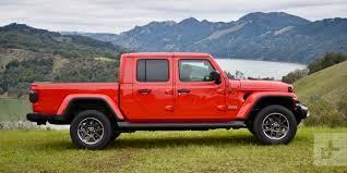 100 4 Door Jeep Truck 2020 Gladiator First Drive Review Worth The Wait Digital Trends