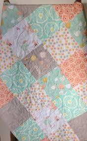 Coral And Mint Baby Bedding by Tribal Baby Bedding Crib Sheet Skirt Changing Pad By Neonearthbaby