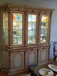 Baker Breakfront China Cabinet by Mark Sunderland On Design How To Decorate A China Cabinet