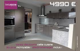 magasin de cuisine cuisine by distri concept nouveau magasin de cuisines équipées à
