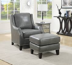 100 Accent Chairs With Arms And Ottoman ACCENT CHAIROTTOMAN GREY Jennifer Furniture