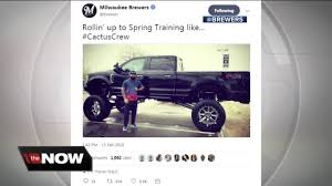 Report: Brewers' Eric Thames Gets Pulled Over In Milwaukee For ... The Ultimate Bbq Enfield Ct Food Trucks Roaming Hunger Kuryakyn Black Precision Engine Covers For Milwaukeeeight Millers Towing Milwaukee Wisconsin Facebook Hot Rod Ford 1931 Milwaukee Youtube 2018 Nissan Nv Passenger New Cars And Sale Carl Deffenbaugh On Twitter For The 1st Time Ever Is 46 16drawer Tool Chest Rolling Cabinet Set Overview Packout 22 In Box48228426 Home Depot Visit Phandle Hand Truck Walmartcom Convertible