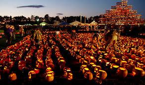 Keene Pumpkin Festival 2014 by 2016 Jack O U0027 Lantern Festivals Halloween Events Womansday Com