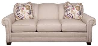 Bernhardt Foster Leather Sofa by Biltmore Carmela Sofa Morris Home Sofas