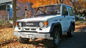 Found On EBay: 1988 Toyota Land Cruiser Prado LJ70 VX | Autoweek