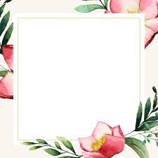 Download Premium Illustration Of Flowers Invitation Card Template Vector