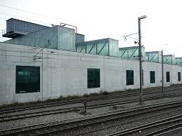 100 Architecture Depot Jacques Herzog De Meuron Architects Railway Engine