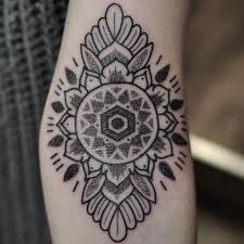 Mandala Tattoo Ideas For Men And Women