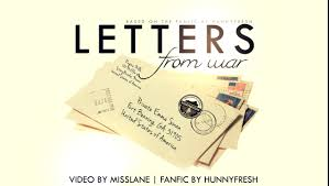 Letters From War Part 1