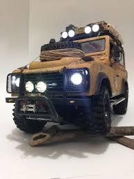 100 Les Cars And Trucks Land Rover Camel Trophy CC01 Tamiya RC Crawler Rccars Rc Cars And