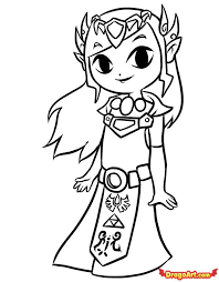 Full Size Of Coloring Pageszelda Pages Page Link Legend Best Photo Gallery