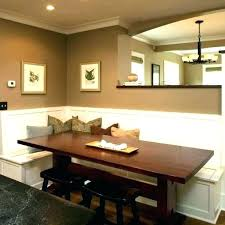 Booth Seating Dining Room Kitchen Table Booths Style Set