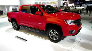 2015 Chevrolet Colorado - Exterior And Interior Walkaround - Debut ...