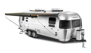 Limited Edition PendletonR National Park FoundationTM AirstreamR Travel Trailer