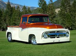 Ford Pickup | 1956 Ford 100 Truck