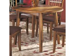 Ashley Furniture BaristaRound Drop Leaf Table