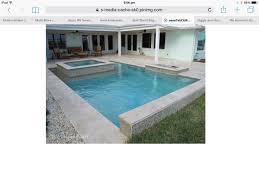 Npt Pool Tile Palm Desert by 13 Best Backyard Tile Designs Images On Pinterest Pool Remodel